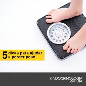 perder peso 5 dicas