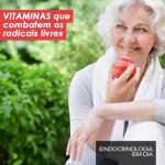 vitaminas radicais livres